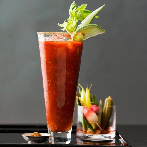 Receta de Bloody Mary